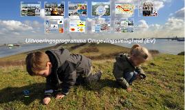 Uitvoeringsprogramma OV