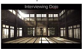 Interviewing Dojo