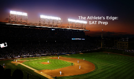 The Athlete's Edge: SAT Prep