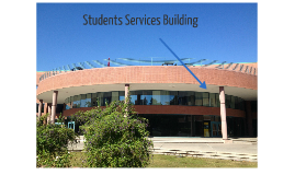 Student Services Building
