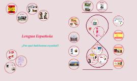 Copy of Copy of Lengua Española