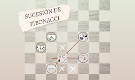SUCESIÓN DE FIBONACCI