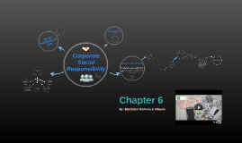 Copy of Chapter 6 - Corporate Social Responsibility