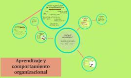 Aprendizaje y comportamiento organizacional