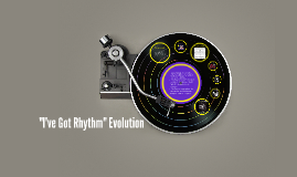 """I've Got Rhythm"" Evolution"