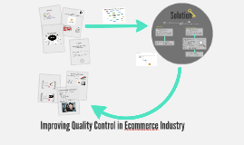 Improving Quality Control in Ecommerce Industry