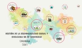 GESTIÓN DE LA RESPONSABILIDAD SOCIAL Y CIUDADANA EN MI COMUN