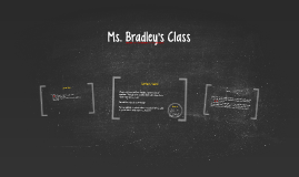 Ms. Bradley's Class