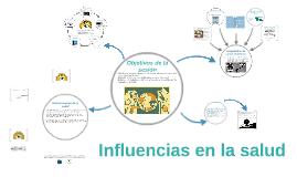 III. Influencias en la salud