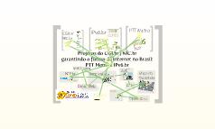 Garantindo a qualidade da Internet Brasileira - Projetos de infraestrutura do CGI.br e NIC.br