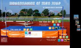 Copy of Biomechanics of High Jump