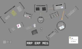 MRP ERP MES