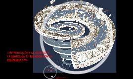 1 INTRODUCCIÓN A LA GEOLOGÍA Y LA GEOTECNIA, SU RELACION CON