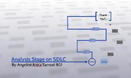 Analysis Stage on SDLC