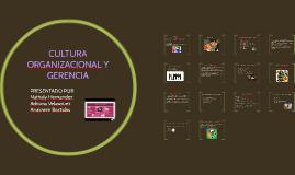 Copy of Clasificación de la cultura organizacional
