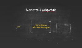 Webseiten & Webportale