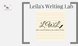 Leila's Writing Lab