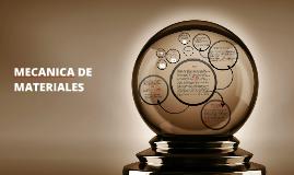 Copy of Copy of MECANICA DE MATERIALES
