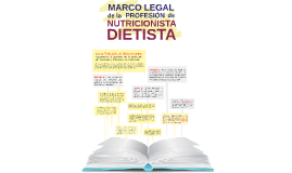 MARCO LEGAL DE LA PROFESIÓN DE