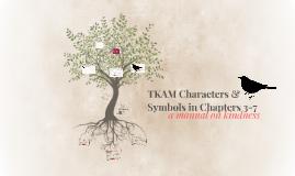 TKAM Characters & Symbols in Chpts. 3-7