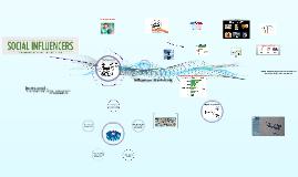 Copy of Social Media Influencers