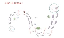 GHW 9-1 Mexico