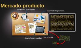 Mercado-producto