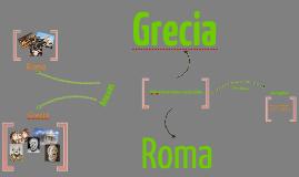 Influencia Greco- Romana en nuestra cultura