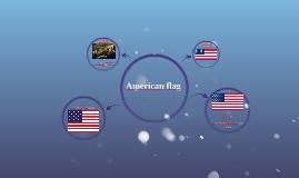 Americain flag