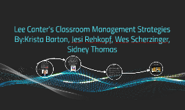 Lee Canter's Classroom Management Strategies