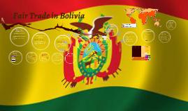 Fair Trade in Bolivia