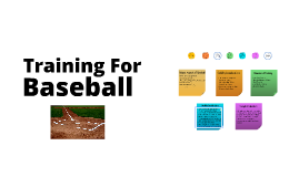 Copy of Training For Baseball