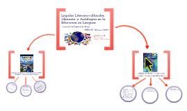 Copy of Legados Literarios, Culturales, memoria y antologías en la educación en Lenguas