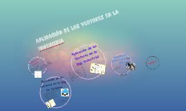 Copy of Copy of Aplicación de los vectores en la                    Ingenier