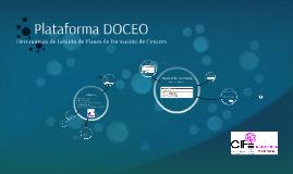 Plataforma DOCEO