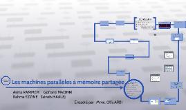 Les machines parralèles à mémoire partagée