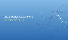 Visual Design Department