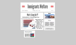Immigrants Welfare