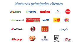 Principales Clientes