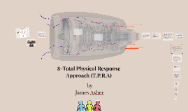 8-Total Physical Response Approach (T.P.R.A)