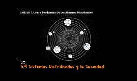 UNIDAD 5. Usos Y Tendencias De Los Sistemas Distribuidos