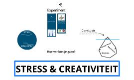 De invloed van stress op creativiteit