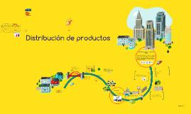 Distribución de productos