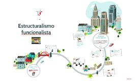 Estructuralismo funcionalista