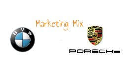 marketing mix of bmw Free essay: target, positioning, and marketing mix at bmw bmw is one of the world's largest luxury car companies and it is easy to understand why not only.