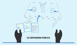 LA CONTADURIA PUBLICA