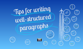 Paragraph Structure and Conjunctions Prezi
