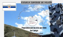 Copy of Preparándose para las crisis que vienen