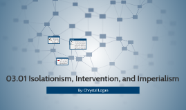 03.01 Isolationism, Intervention, and Imperialism