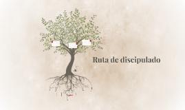 Ruta de discipulado